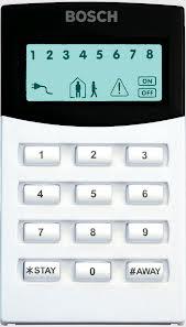 bosch alarm codepad 880 false alarm repairs