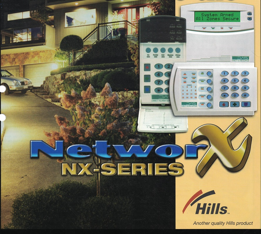 networkx keypad repairs