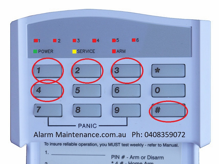 melbourne alarm systems