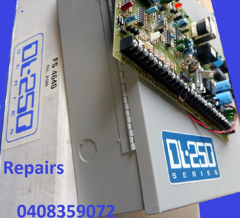 das dl 100 dl 150  dl208 dl 250 dl 200 dl 300 main unit repairs services