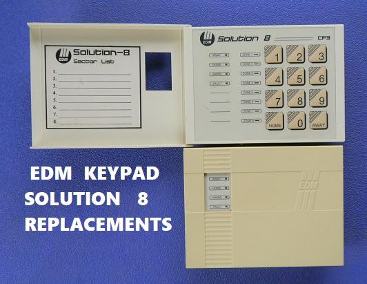 edm solution cp3 code pad service