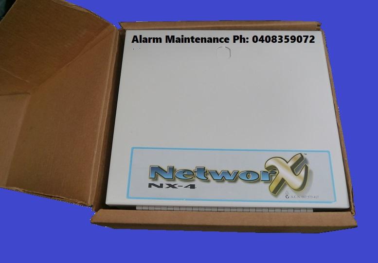 hills alarm keypad repairs