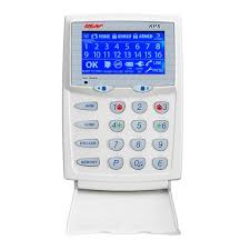alarm maintenance ness lcd keypad