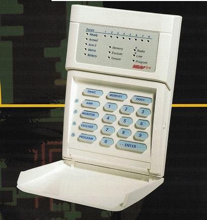 alarm repairs keypad kpx