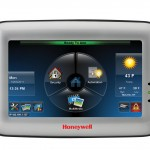 Honeywell's Tuxedo Touch is a 7″, high-resolution graphic touchscreen